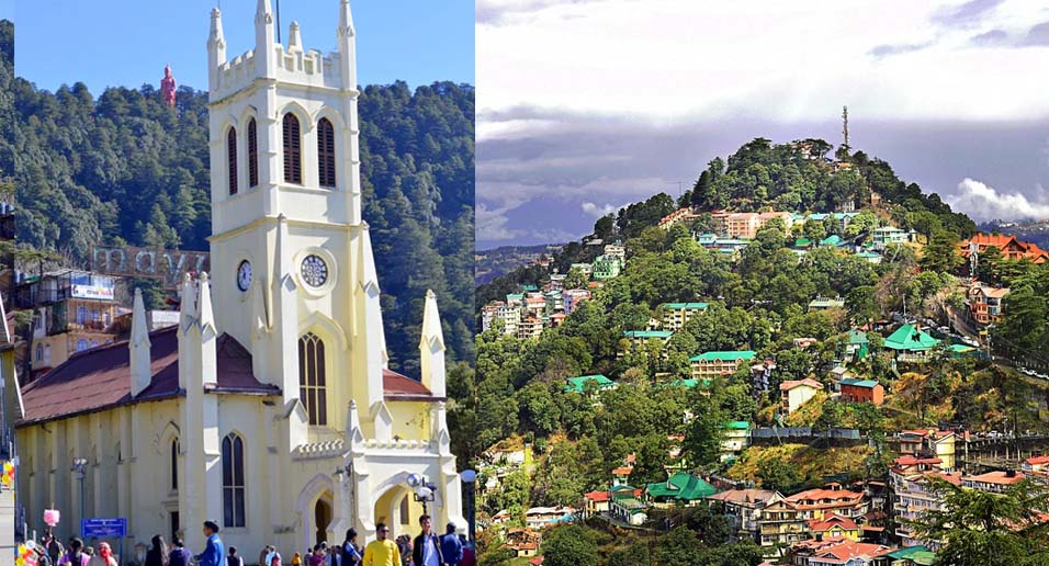Best places to See in Shimla